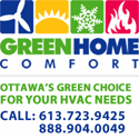Green Home Comfort Inc Logo