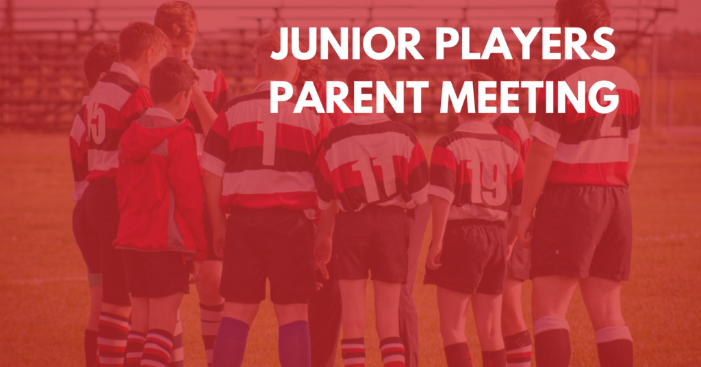 Ottawa Ospreys Junior Players Parent Meeting 2018 (1)