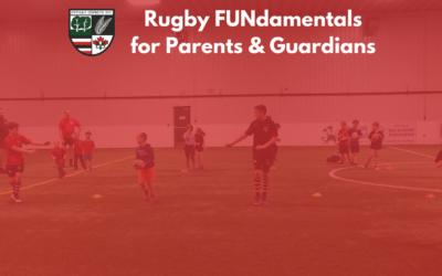 Rugby FUNdamentals for Parents & Guardians