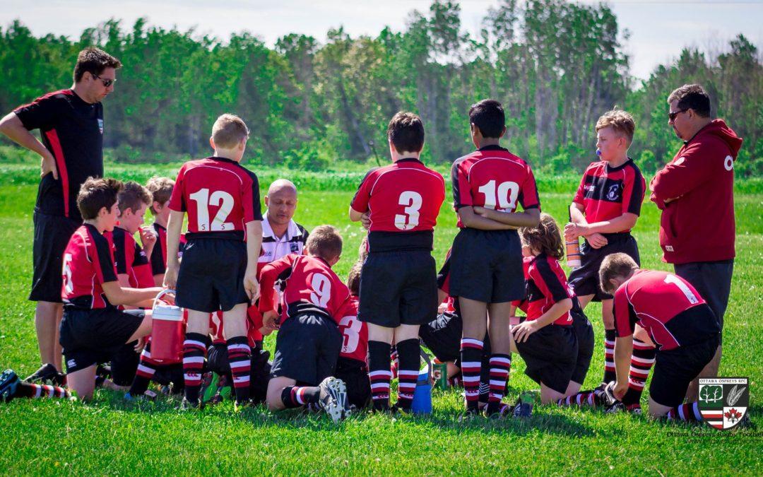 U13 Men's vs Ottawa Irish – June 2018