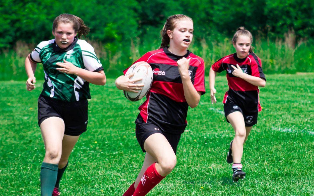 U15 Women's Ottawa Ospreys vs Hull Gladiateurs
