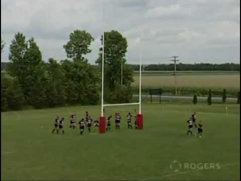 Ottawa Ospreys RFC vs. Kingston Panthers – July 2010