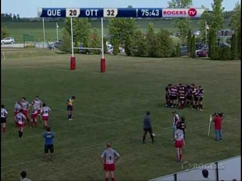 Ottawa Ospreys RFC vs. Club de rugby de Quebec