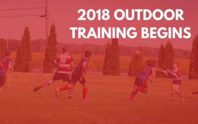 Ottawa Ospreys Outdoor Training Starts May 15, 2018