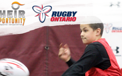 Rugby Ontario Announces Funding Partnership with Their Opportunity