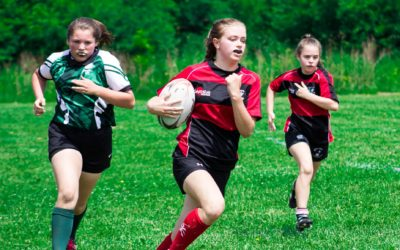 U15 Women's Ottawa Ospreys vs Hull Gladiateurs