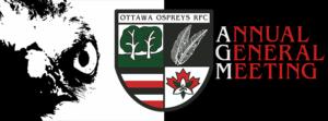 Ottawa Ospreys RFC AGM
